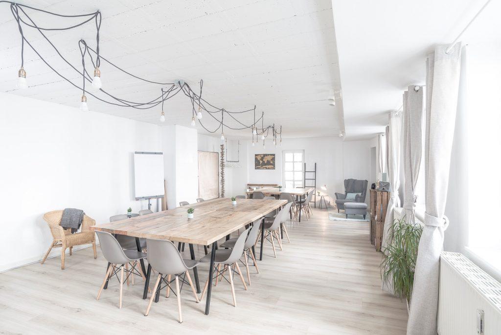 Raum München invitata kreativer seminarraum tagungsraum oder meetingraum in